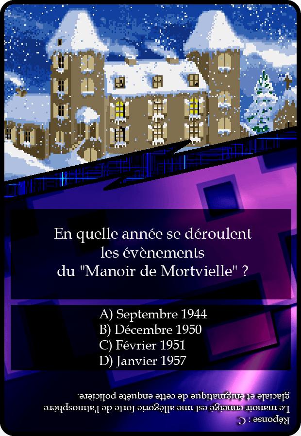 0001 - Le Manoir de Mortvielle