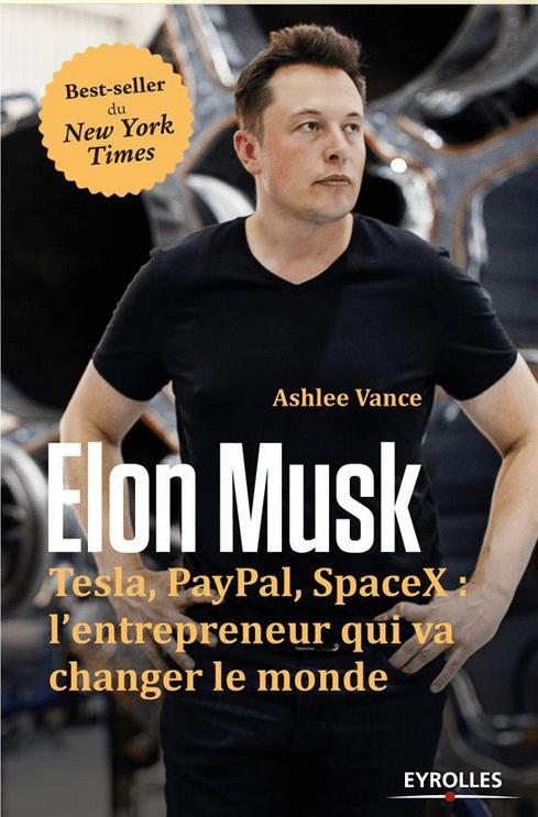 Elon Musk la bio