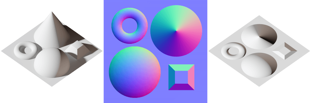 helium Normal_map_example_with_scene_and_result