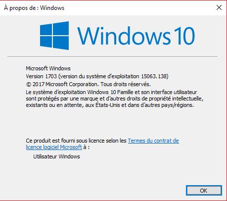 Le magazine des Créateurs de Mondes Windows 10 Creator Update Capture décran 2017 04 12 17.04.48