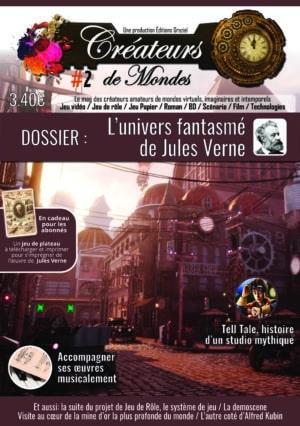 Le magazine des Créateurs de Mondes Anciens numéros mag002
