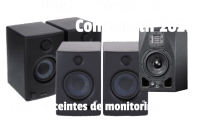MAO : Guide d'achat des enceintes de monitoring et comparatif 2021