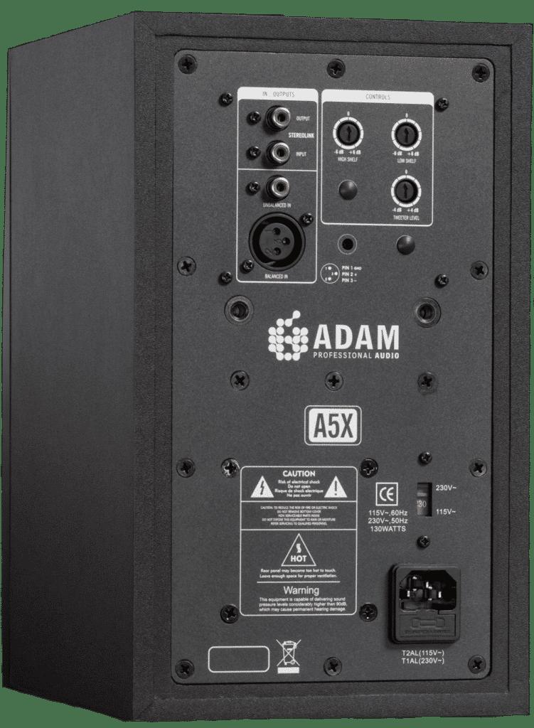 Le magazine des Créateurs de Mondes MAO : Guide d'achat des enceintes de monitoring et comparatif 2021 enceinte mao adam audio a5x aarriere