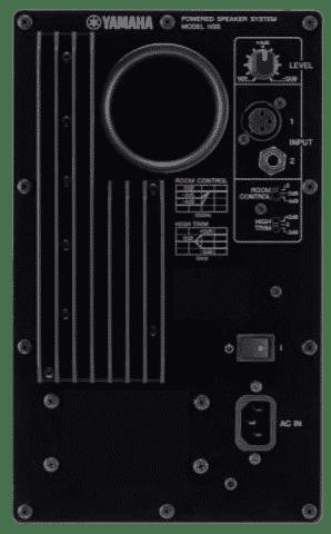 Le magazine des Créateurs de Mondes MAO : Guide d'achat des enceintes de monitoring et comparatif 2021 enceinte mao hs8 arriere